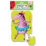Magnesy piankowe - Zebra (RK1302-01)
