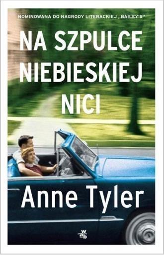 Na szpulce niebieskiej nici Tyler Anne