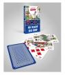 Karty 333 - talia niebieska
