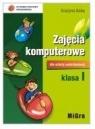 Informatyka  SP KL 1. Podręcznik. Zajęcia komputerowe + cd Grażyna Koba