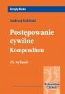Postępowanie cywilne Kompendium Zieliński Andrzej