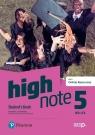 High Note 5 SB + kod Digital Resource + eBook