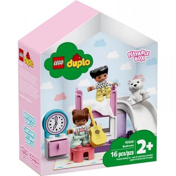 Lego Duplo: Sypialnia (10926)