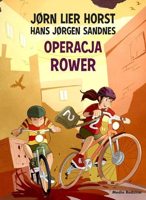 Operacja Rower. Biuro Detektywistyczne nr 2 Horst J?rn Lier