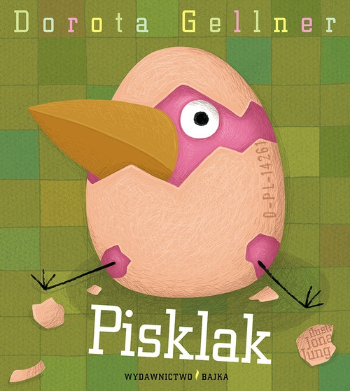 Pisklak Gellner Dorota Bajka Księgarnia Internetowa