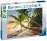 Ravensburger, Puzzle 1500: Tajemnicza plaża (150151)