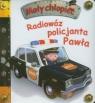 Radiowóz policjanta Pawła