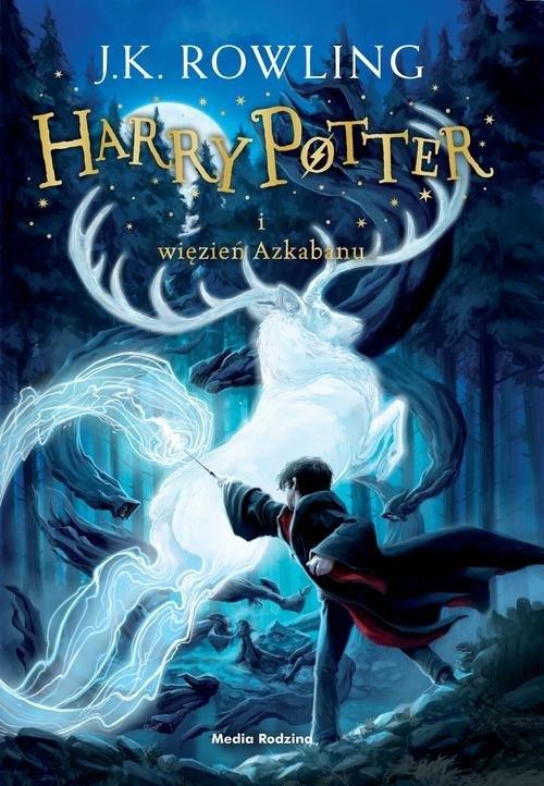 Harry Potter i Więzień Azkabanu. Tom 3 Rowling Joanne K.