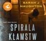 Spirala kłamstw (audiobook) Naughton Sarah J.