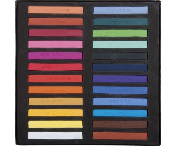 Pastele suche Astra Artea 24 kolory