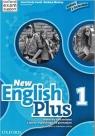 New English Plus 1 Materiały ćwiczeniowe wersja pełna & Online Practice 2015 Ben Wetz , Diana Pye, Jenny Quintana, James Styring, Nicholas Tims
