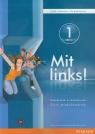 Mit links 1 Podręcznik z ćwiczeniami z płytą CD Kurs podstawowy A1