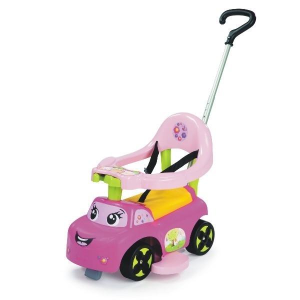 Jeździk auto z elektrycznym klaksonem