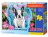 Puzzle 100: French Bulldog PupWiek: 6+