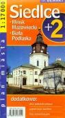 Siedlce Mińsk Mazowiecki Biała Podlaska plan miasta