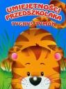 Tygrys Tymon. Umiejętności przedszkolaka