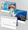Kalendarz 2018 Biurowy Opal poziomy w.2 DAN-MARK