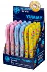 Pióro młodzieżowe Yummy (203120005) mix kolorów