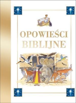 Opowieści biblijne (złota) John Dillow (ilust.)
