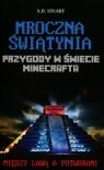 Przygody w świecie Minecrafta Mroczna świątynia 5 Między lawą a potworami