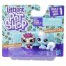 Littlest Pet Shop Dwupak, Hildy & Alina (B9389/C1676)