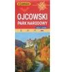 Ojcowski Park Narodowy, 1:20 000 - Mapa turystyczna (1579-2020)