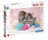 Puzzle SuperColor 104: Sweet Kittens (27115)
