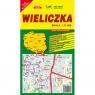 Plan miasta Wieliczka Wydawnictwo Piętka