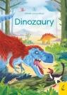 Młodzi przyrodnicy. Dinozaury