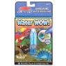 Kolorowanka wodna Water Wow! - Dinozaury (MD19315) kolorowanka wodna
