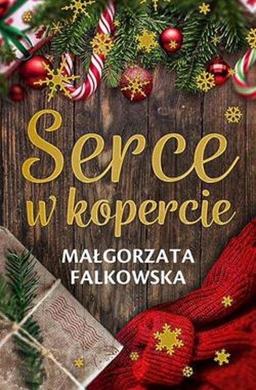 Serce w kopercie Falkowska Małgorzata