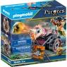 Playmobil Pirates: Pirat z armatą (70415)Wiek: 5+