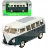 WELLY Volkswagen Classic Bus, zielony (WE22095)