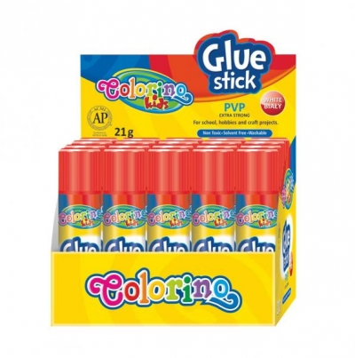 Klej w sztyfcie 21g Colorino Kids (65153PTR)