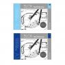 Blok techniczny Interdruk Premium  A3/10k mix