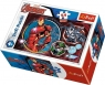 Puzzle mini 54: Bohaterowie The Avengers 3 TREFL