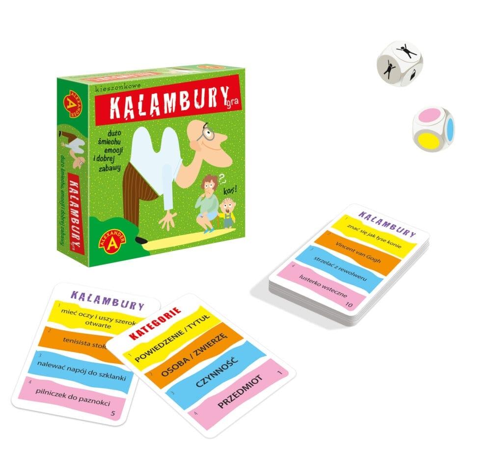 Kalambury - Kieszonkowe (26153)