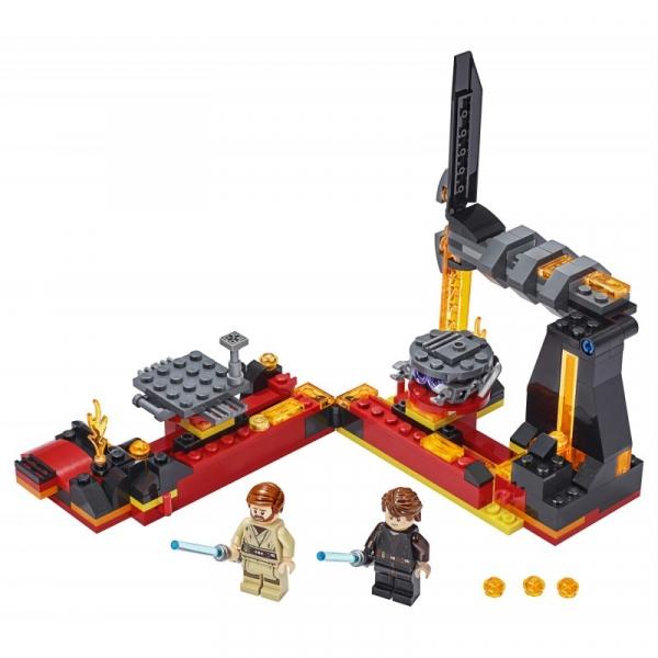 Lego Star Wars: Pojedynek na planecie Mustafar (75269)