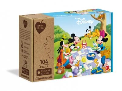 Puzzle 104el. Mickey Classic
