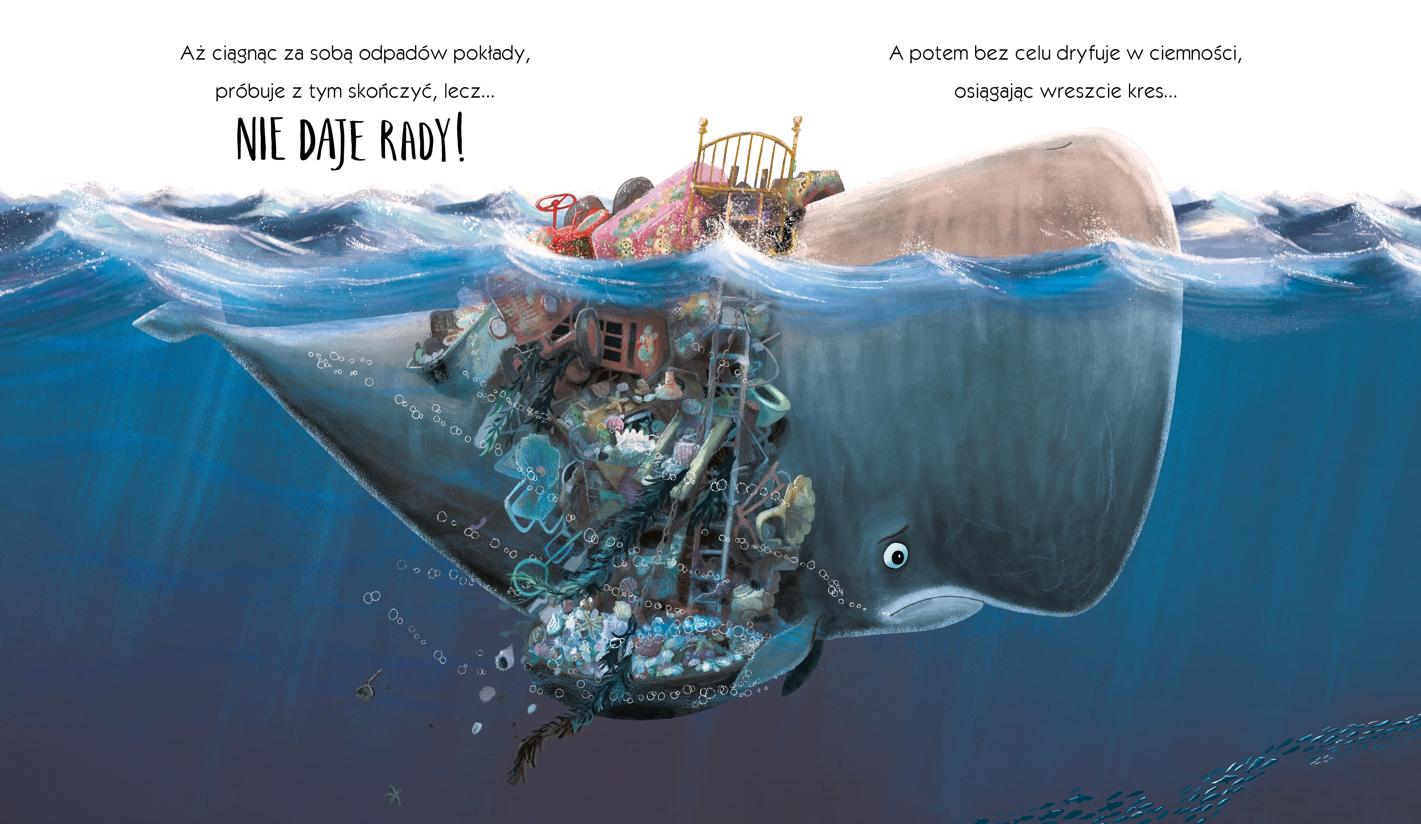 Wieloryb, który chciał więcej Bright Rachel, Field Jim