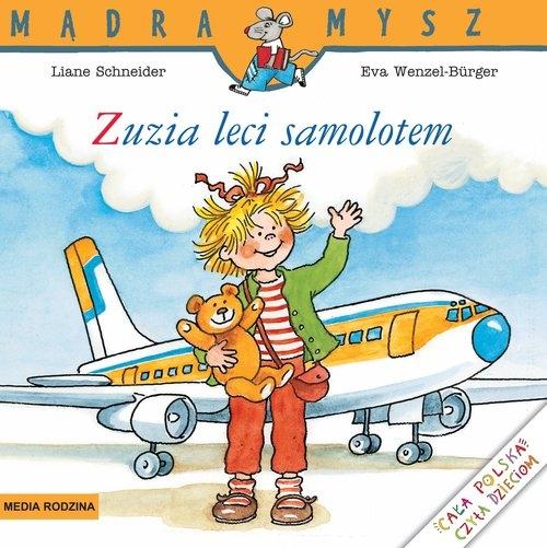 Mądra Mysz. Zuzia leci samolotem Schneider Liane