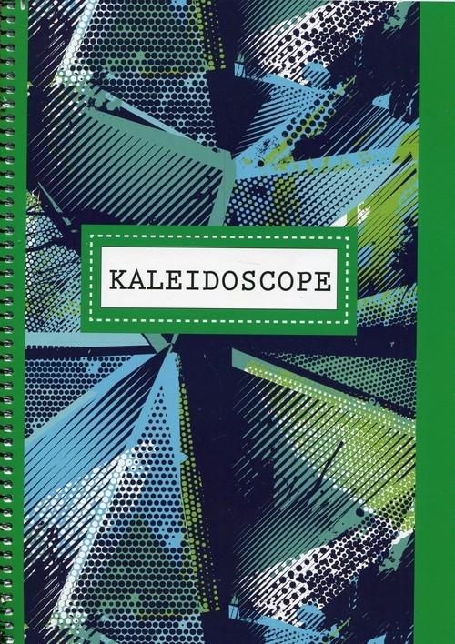 Kołonotatnik A4 Kaleidoscope w kratkę 100 kartek