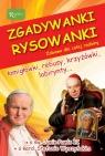 Zgadywanki Rysowanki św. Jan Paweł II i kardynał Stefan Wyszyński Zych Jarosław