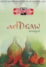 Blok rsunkowy Art Draw A4 50 arkuszy