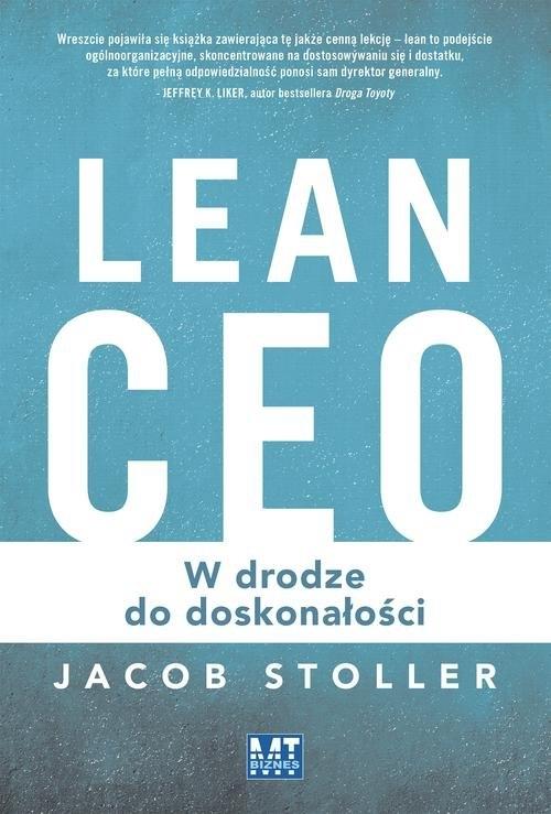 Lean CEO Stoller Jacob