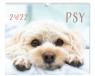 Kalendarz 2022 planszowy 33,5x40cm - Psy
