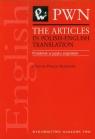 The articles in polish-english translation przedimek w języku angielskim Douglas-Kozłowska Christian