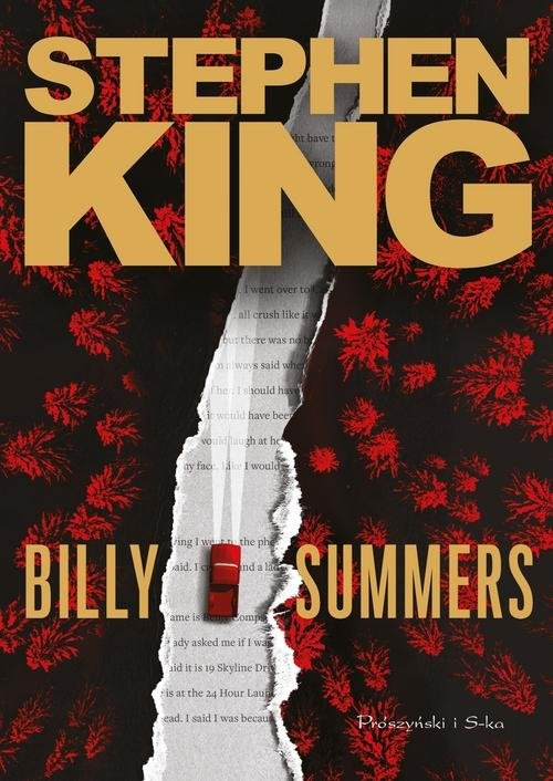 Billy Summers King Stephen