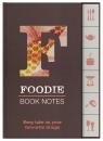 Book Notes - Foodie - znaczniki jedzenie