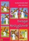 Kolorowanka dla dzieci - Droga krzyżowa